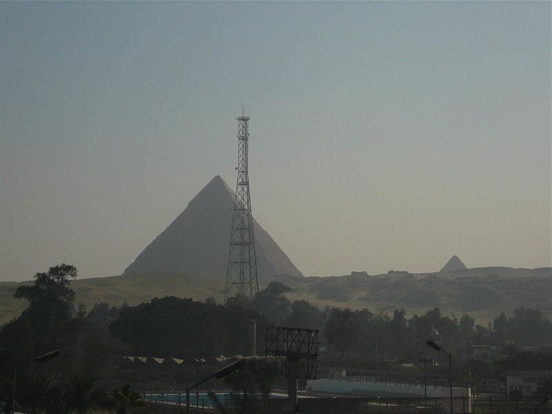 Pyramidpylon