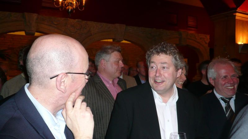 Sean O'Neill, Dan Evans, Paul Harris and Paul Stokes