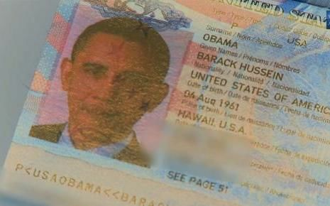 French Officer In Obama Row Passport To Ruin Or Bliss