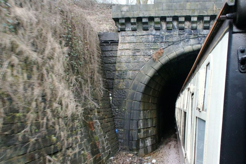 Shildon tunnel