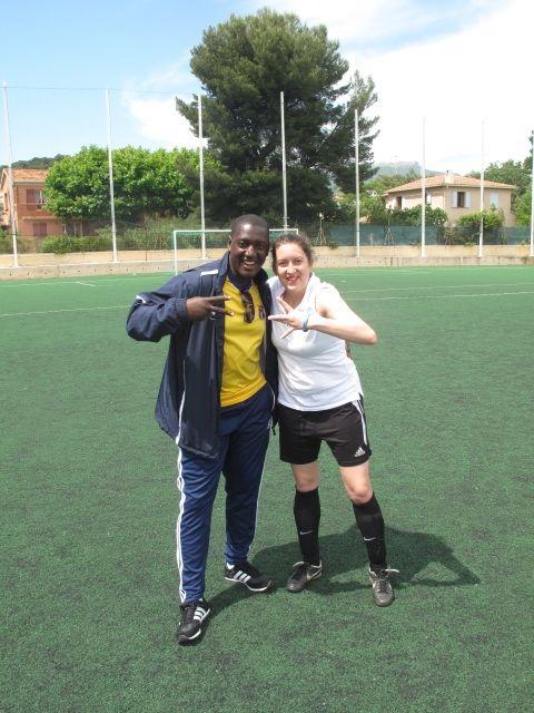 Nat with amadou