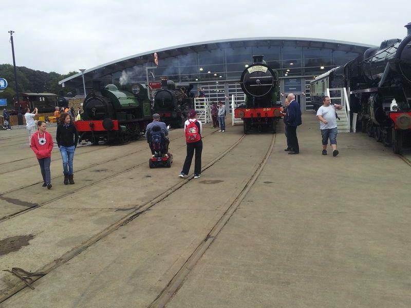 Shildon railway museum