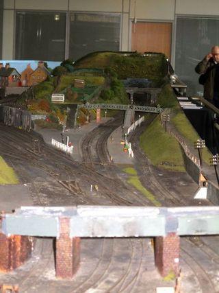 Shildon station and tunnel