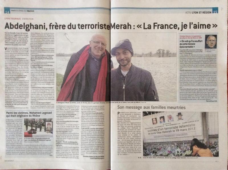 Abdelghani Merah, article du _Progrès_ du 26 février 2017 (1)