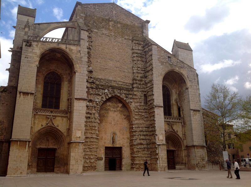 Saint max 1 basilique