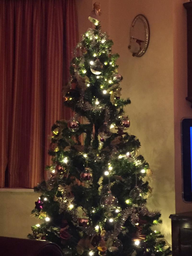 Xmas tree - 1