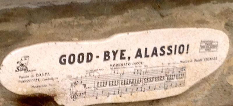 Alassio 6 goodbye