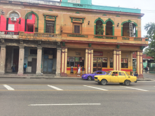 Cuba colour  - 1