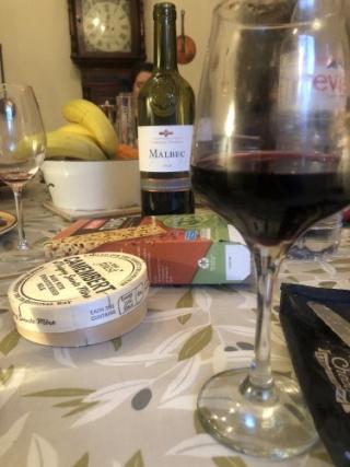 Wine for dinner - 1
