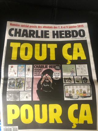Charlie hebdo 1 - 1