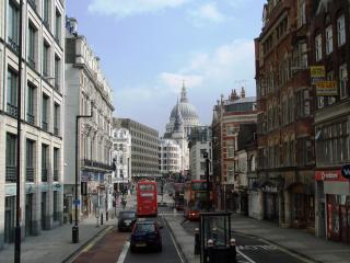 Londres_-_Fleet_Street