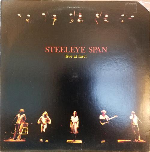 Steeleye span live at last - 1
