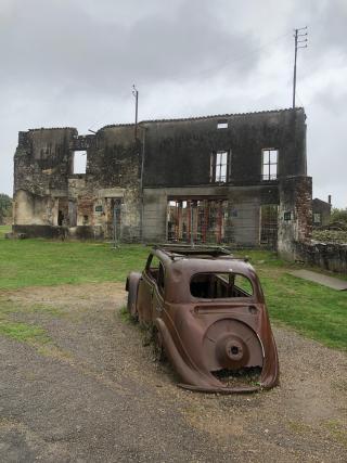 Oradour car - 1