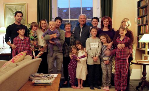 Lakeman Family Penzance Oct 2017